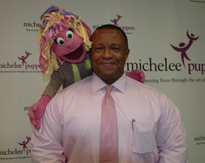 Publix Rep with Puppet